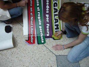 instalacion floorgraphic