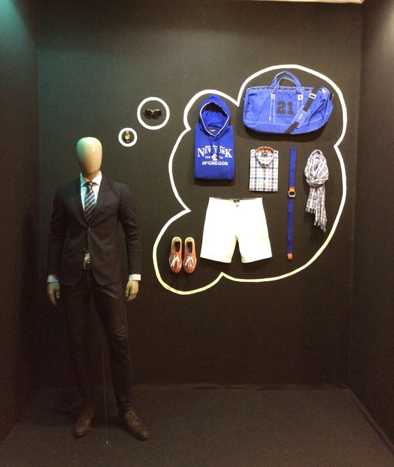 vitrinismo visual merchandising