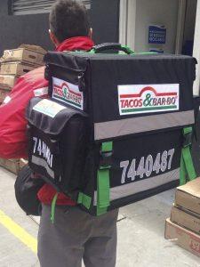 maletas para domicilios