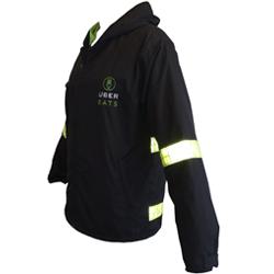 Merchandising-chaqueta-Grupo Santino