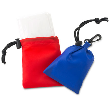 Ponchos promocionales-detalle-estuche-Grupo-Santino