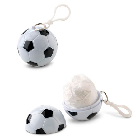 Esfera de futbol con poncho-Grupo-Santino
